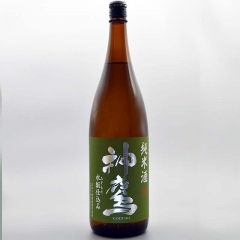 神鷹 純米酒 水もと仕込み