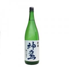 神鷹 新酒 初しぼり
